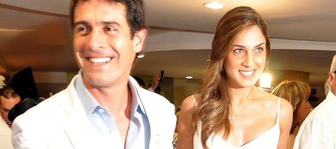 Adriana Tarud y Rafael Novoa celebran su 5° aniversario