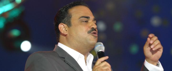 Gilberto Santa Rosa se presentará en Managua