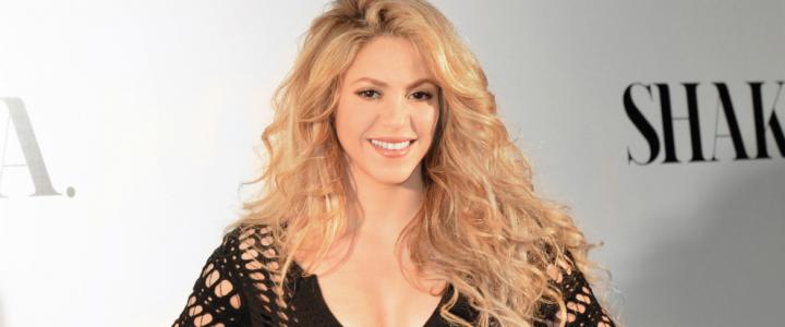Piqué ahora es el nuevo estilista de Shakira