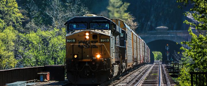 [Vídeo] Tren le pasó por encima y resultó ileso