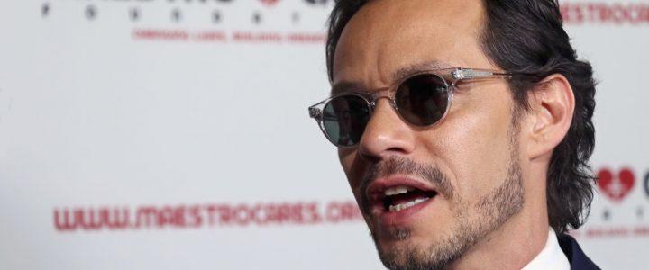 Los artistas que se solidarizaron con Marc Anthony