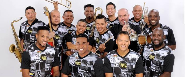 Grupo Niche es nominado a los Grammy anglo como mejor álbum tropical