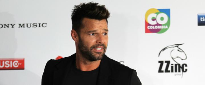 Ricky Martin lo entregó todo en el Festival de la Leyenda Vallenata
