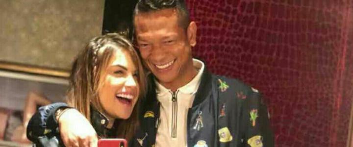 Mensaje de cumpleaños de Sara Uribe a Fredy Guarín dejó más dudas que antes