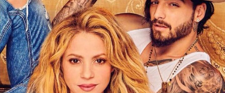 """Shakira lanza los primeros adelantos del video de """"Clandestino"""" junto a Maluma"""""""