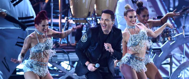 Estos son los triunfadores de los Latin Grammy 2018