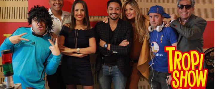 Sara Uribe, Ronald Mayorga, y más en el Nuevo Tropishow