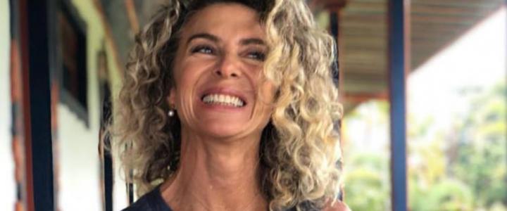 Margarita Rosa es elogiada por foto sin una gota de maquillaje