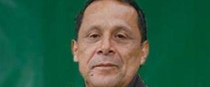 """Lucho """"el embolador"""" anuncia que se lanzará nuevamente al concejo de Bogotá"""