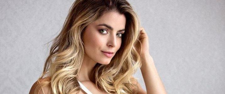 Cristina Hurtado posa en lencería y deja sin aliento a sus seguidores