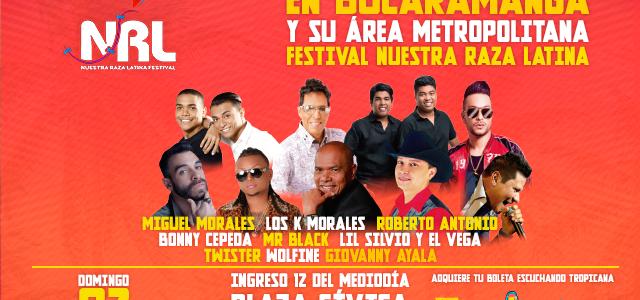Nuestra Raza Latina 2019 Bucaramanga