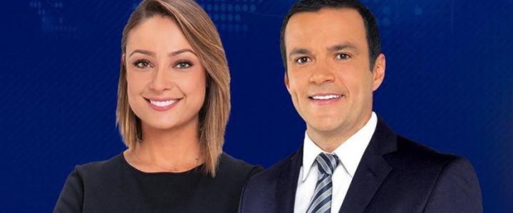 Mónica Jaramillo le reclamó en pleno noticiero a Juan Diego Alvira
