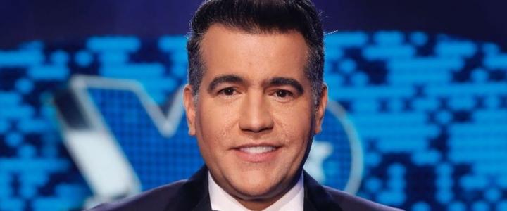 """""""Confiando siempre en Dios"""": Carlos Calero revela primera foto tras ser positivo por COVID"""