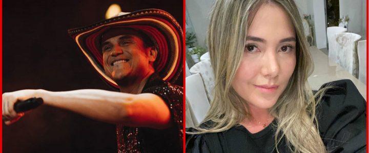 Dayana Jaimes crea sospecha de una posible relación con Silvestre Dangond