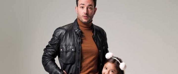 """¿La ha visto antes? La pequeña """"Isabel"""" de 'Pa´quererte' ha aparecido en varios comerciales famosos"""