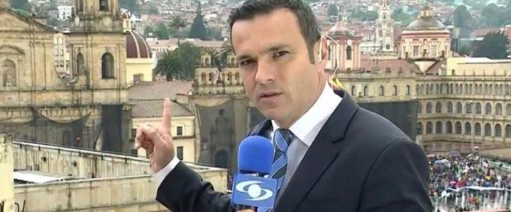 Juan Diego Alvira recibió la propuesta de regalar su sueldo al aire y respondió