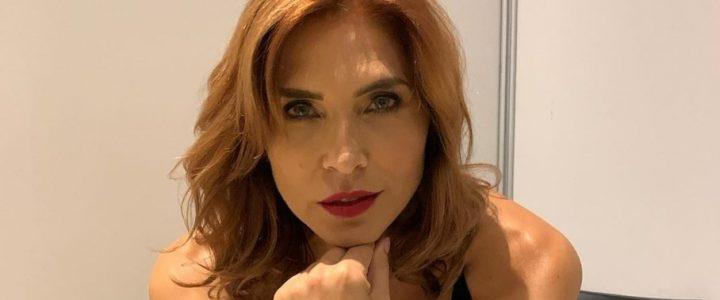 Lorena Meritano sin trabajo y pocos ahorros, la actriz habla de la crisis