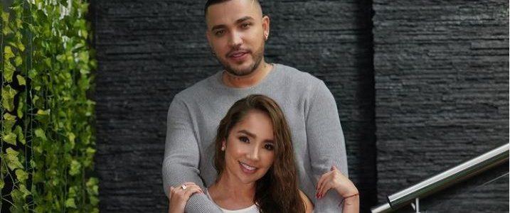Las fotos del momento en que el ex de Paola Jara la presentó con Jessi Uribe