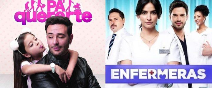 El Canal RCN decide quitar de las noches 'Pa´ Quererte' y 'Enfermeras'