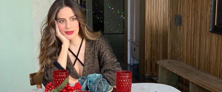 Manuela González aprovechó foto sin ropa interior para enviar contundente mensaje