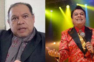 Hombre aparece afirmando ser Juan Gabriel y realmente sí se parece