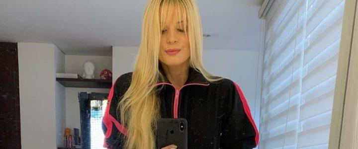 Mary Méndez se lleva todos los piropos gracias a su sexy pinta deportiva