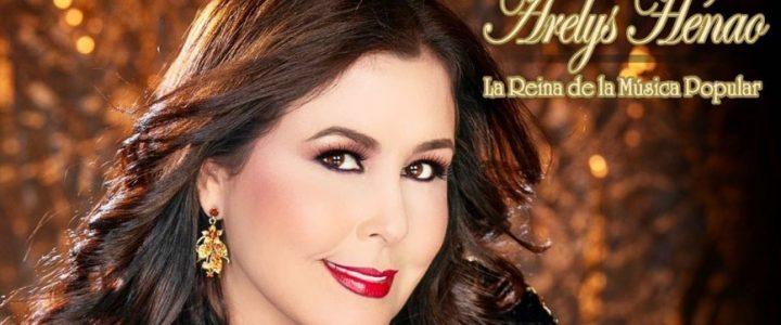 "La Reina de la Música Popular , Arelys Henao presenta ""Amor de hospital"""