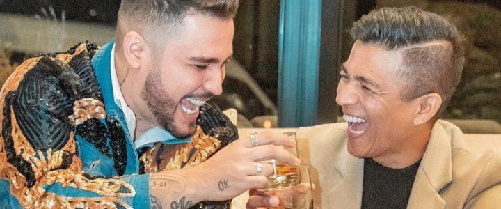"""""""Desde que te fuiste"""", el nuevo éxito de dos grandes latinoamericanos, Jessi Uribe y Américo"""