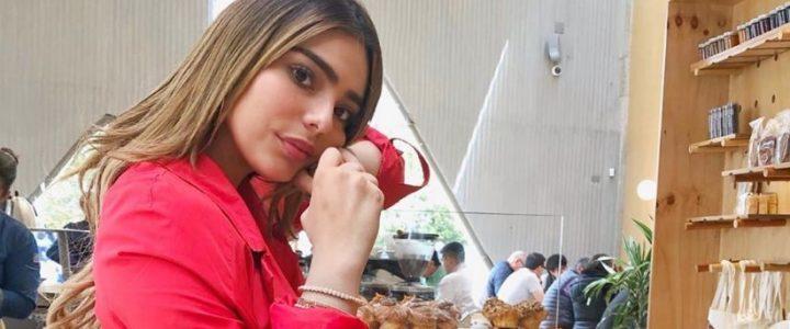 Hermana de James Rodríguez da mensaje a sus fans tras sufrir de anorexia