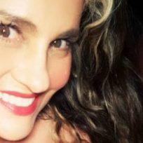 Aura Cristina Geithner calienta Instagram con sensuales fotografías