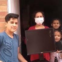 Familias de escasos recursos buscan ayuda para tener un computador para sus hijos (SOLUCIONADO)