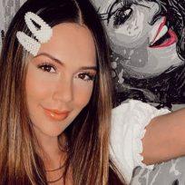 Lina Tejeiro revela fotos íntimas: en el baño, enguayabada, dormida...