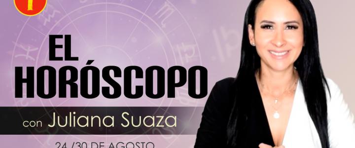 Mensaje astral de Tropicana con el horóscopo para esta semana