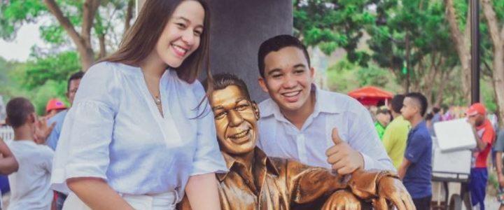 Así recuerda Samuel Miguel a su padre Kaleth Morales