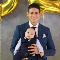 James Rodríguez habría confirmado en una entrevista quién es la madre de Samuel