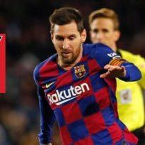 """Transmilenio quiso """"contratar a Messi"""", pero les tocó bajarse de ese bus"""