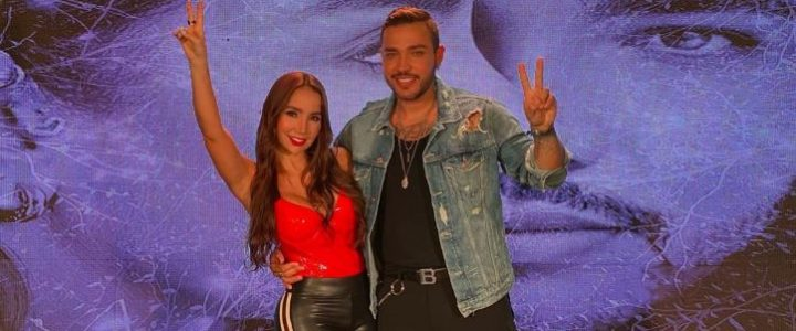 """Paola Jara llama """"Esperancito"""" a Jessi Uribe, mientras este cocina"""