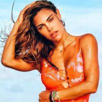 ¡Qué cuerpazo! Sara Corrales encendió las redes con diminuto bikini