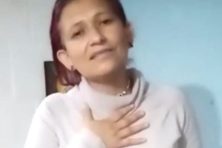 Mujer buscaba empleo porque no tenía recursos para sostener a su familia (SOLUCIONADO)