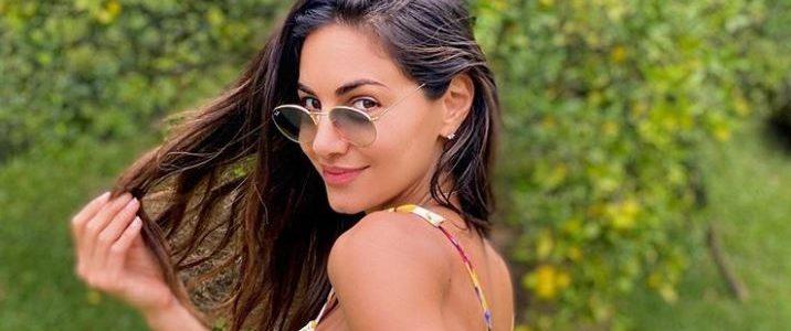 Valerie Domínguez enciende Instagram con una sensual foto en bikini