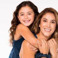 Daniela Ospina y la madre de James disfrutan juntas de unas merecidas vacaciones