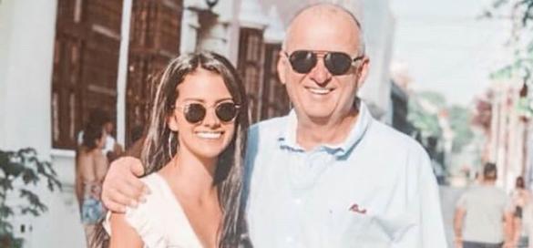 Hija de Jota Mario revela la herencia de su padre y los planes que tiene para ella