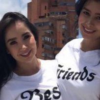 """A Paola Jara le dicen """"cuñada"""" por algunas sensuales fotos de su hermana"""