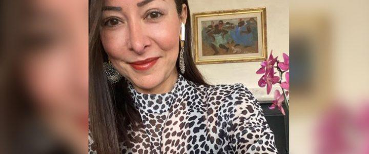 Flavia Dos Santos reaccionó a las 8 horas de sexo de ex de Nicolás Arrieta