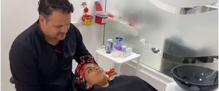 Médico inició tratamiento oral a Yuli, la mujer que fue agredida por su novio