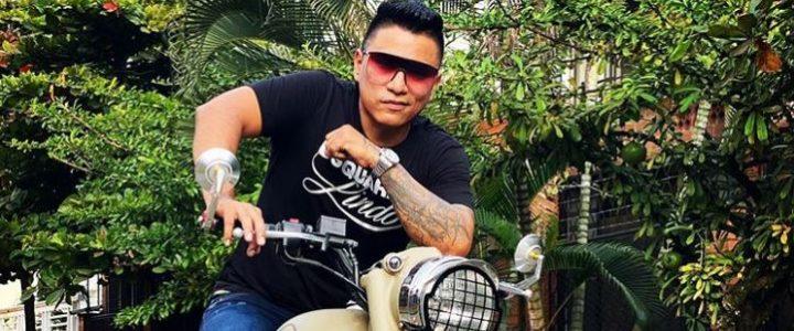 Mauricio Bastidas, actor que recibió un disparo en su rostro, sufrió un fuerte accidente con un arma