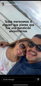 """¿Indirecta para Jessi? Le preguntan a Sandra Barrios por mensaje sobre los """"buenos novios"""""""
