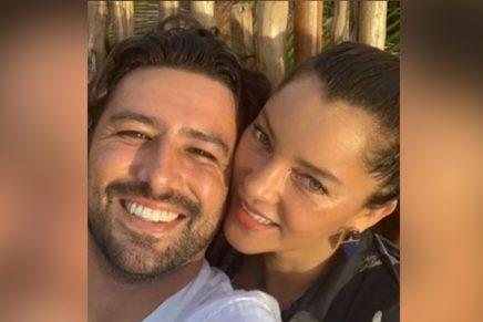 Actriz acusa a su ex de ponerle cachos foto Instagram