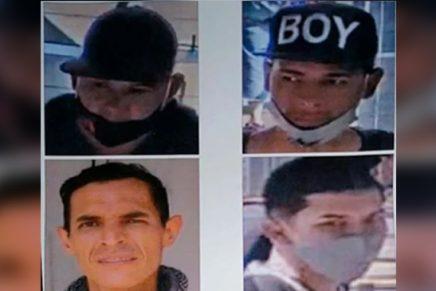Acusados de matar al hombre en TransMilenio Foto Policía