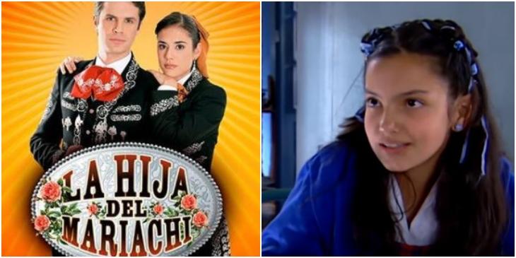 Sensuales fotos demuestran que Laura Torres ya no es la niña tierna de 'La hija del mariachi'